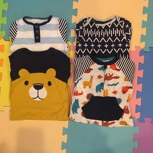 Other - Baby onesies 6-9 months Cat&Jack and Cloud Island